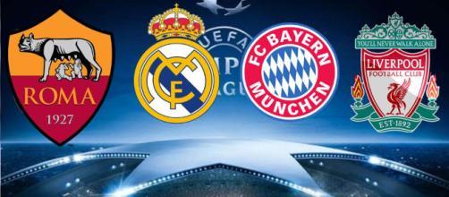 Bayern-Real Madrid: semifinales Champions League