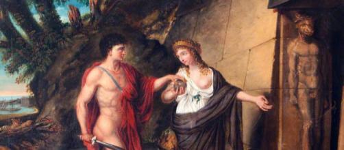 Teseo: el héroe griego que se divertía secuestrando mujeres