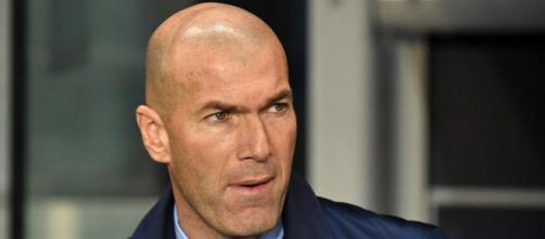 Varane evoca el futuro de Zidane.