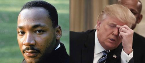 WTH? Rabid Liberals Attack 'Racist' Trump For Honoring MLK - Long Room - longroom.com