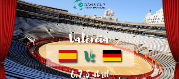 Copa Davis en Valencia el 6,7 y 8 Abril 2018. Venta Anticipada ... - santabarbaraclubdecampo.com