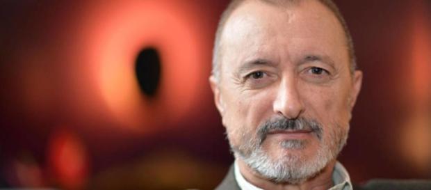 El siempre controvertido Arturo Pérez Reverte