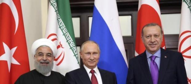 Erdogan, Putin und Ruhani beraten über Syrien - ndz.de