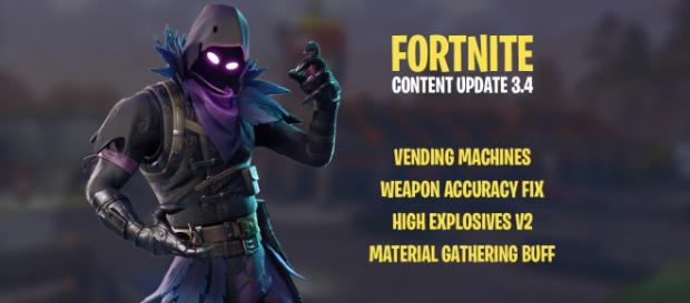 """Fortnite Battle Royale"" gets another big patch. Image Credit: Own work"