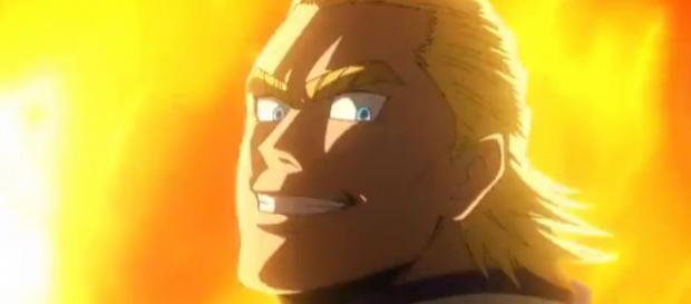 Boku no Hero Academia: se revela la apariencia de All Might cuando era joven