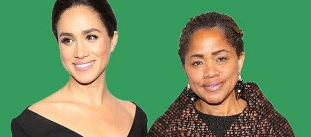 Meghan Markle spent Easter weekend in Los Angeles with her mother [Image: City Dreamer/YouTube screenshot]