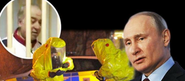 Rusia cere oficialilor din Marea Britanie să-și ceară scuze pentru acuzațiile privind implicare în cazul Skripal -lFoto: www.dailystar.co.uk
