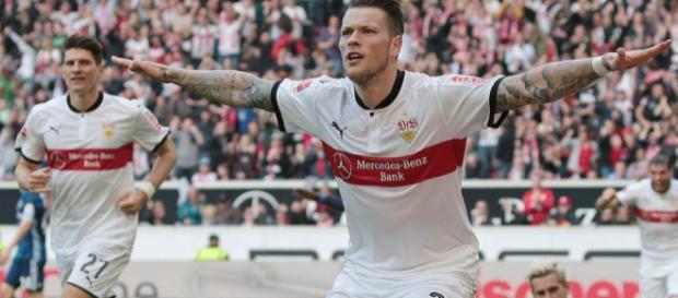 VfB Stuttgart gegen HSV: Zoff um Ginczek-Jubel – Reschke ... - stuttgarter-zeitung.de