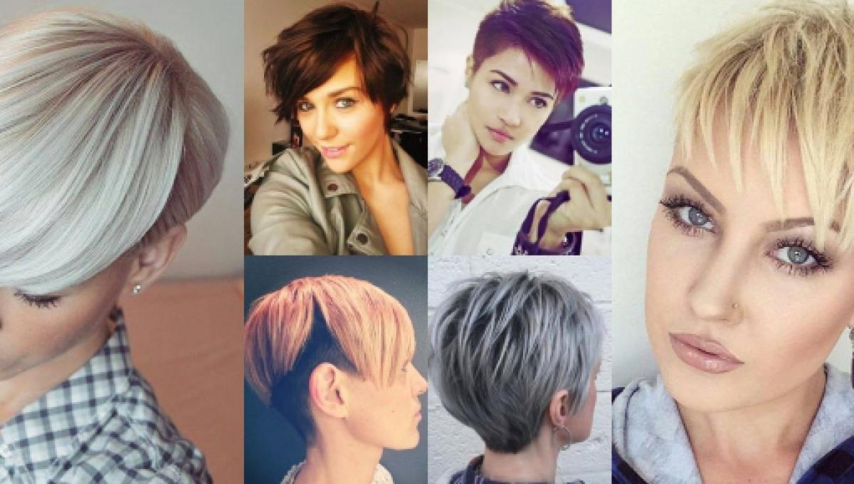 Nuovi tagli di capelli chiome corte e lunghe, look primavera,estate 2018