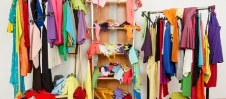 Come tenere in ordine armadio - Non sprecare - nonsprecare.it