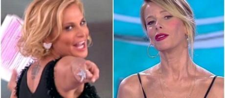 Simona Ventura contro la Marcuzzi?