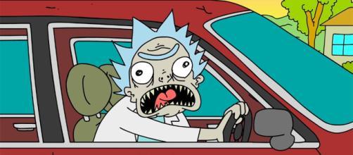 April Fools, Morty! Adult Swim lanzó un estresante corto de 'Rick ... - sopitas.com