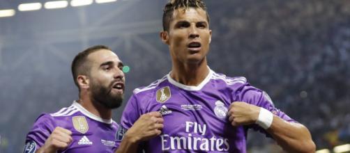 Cristiano Ronaldo es toda una estrella.