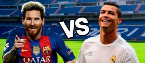 Cristiano Ronaldo ou Messi: quem é melhor? Jesus escolheu.