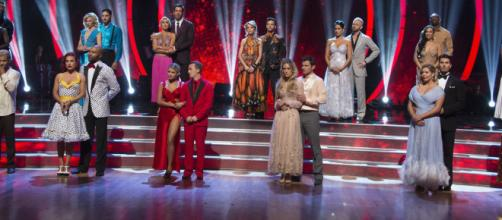 'Dancing With the Stars' from a screenshot