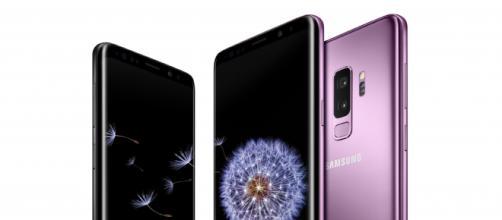 Galaxy S9 e S9+ (Foto: Samsung/Divulgação)