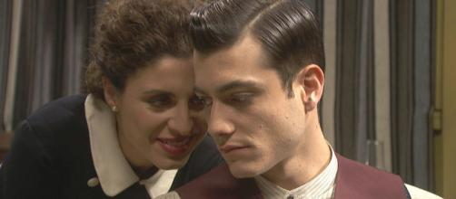 Il Segreto anticipazioni: Nazaria tradisce Mauricio con Prudencio?