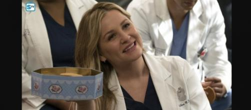 Jessica Capshaw - Arizona Robbins FONTE: Spoiler tv