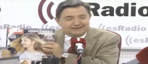 Jiménez Losantos defiende a Felipe y Letizia