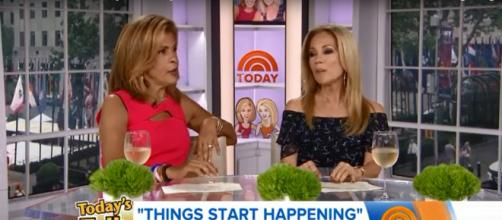 Kathie Lee Gifford and Hoda Kotb have been through babies, bereavement, and lots of wine bottles in 10 years on 'Today.' Screencap TODAY/YouTube