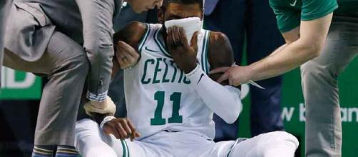 El adiós definitivo a la temporada de Kyrie Irving
