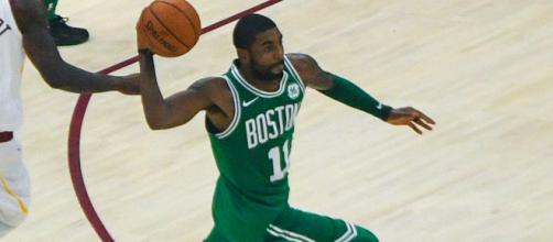 Kyrie Irving will miss the rest of the season and playoffs [Image by Erik Drost / Commons]