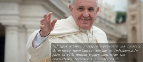 """La encíclica """"Laudato si"""" y el Agua - iagua.es"""