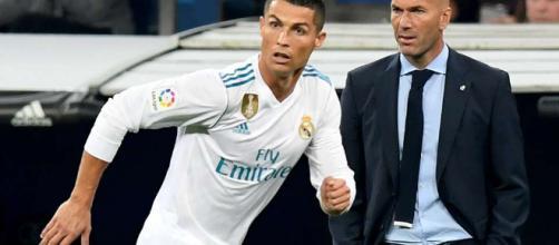Mercato Real Madrid : Zidane réagit au potentiel transfert de Cristiano Ronaldo !