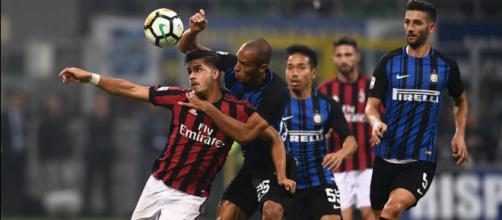 Milan-Inter, un derbi clave en los cuartos de finales.