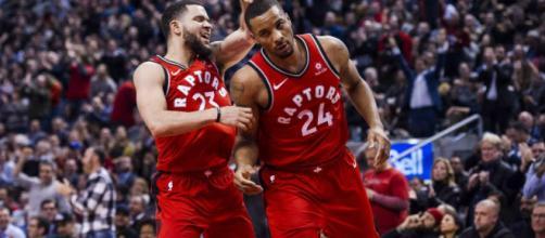 NBA: Toronto anda inspirado y tiene hambre de ganar.