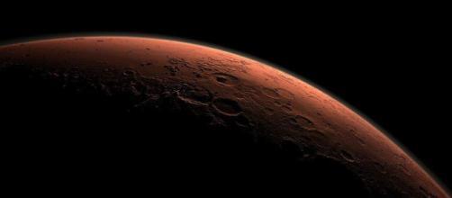 Pascoli su Marte? O solo pareidolia?