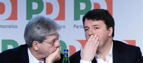 Pd: Renzi e Gentiloni ai ferri corti