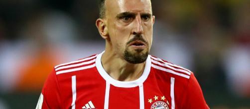 Ribery termina contrato a finales de la temporada