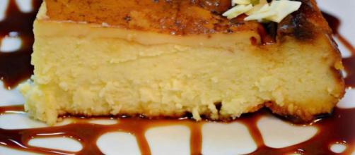 Tarta de queso curado, fácil de hacer y deliciosa