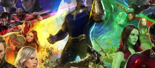 Todos contra Thanos en el primer tráiler de Avengers: Infinity War - gamerfocus.co