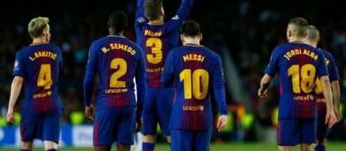 'Un gran paso a semifinales', Messi