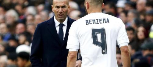 "Zinédine Zidane : Karim Benzema ""attend les Bleus depuis très ... - eurosport.fr"