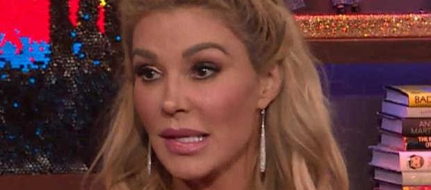 Brandi Glanville appears on 'Watch What Happens Live.' [Photo via Bravo/YouTube]