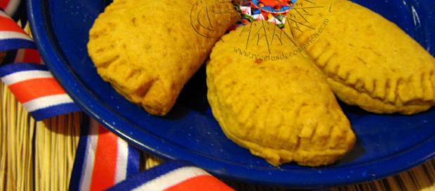 Cocina Costarricense: empanadas queso y azúcar - blogspot.com