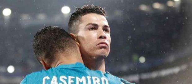 Cristiano Ronaldo está atravessando um bom momento