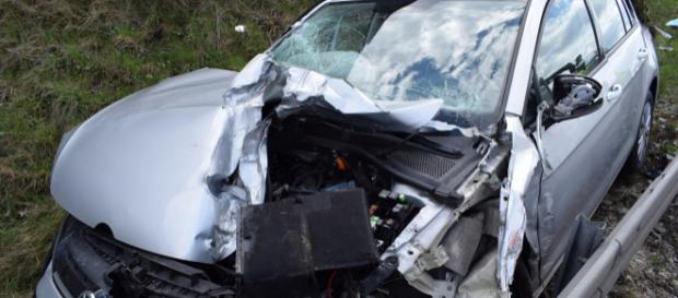 Der Fahrer kam in ein Krankenhaus. Foto: SinsheimTV/Buchner