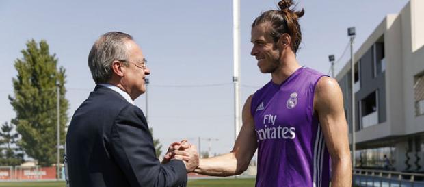 ¡Vendido! Bale ya tiene sustituto en el Real Madrid ¡180 millones de euros!