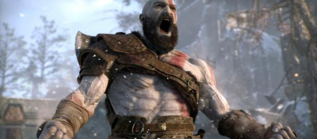 """""""God of War"""" reboot looks to be very successful in 2018 [Image via BagoGames/Flickr]"""