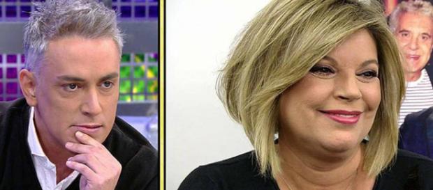 Sálvame: momento incómodo entre Terelu Campos y Kiko Hernández