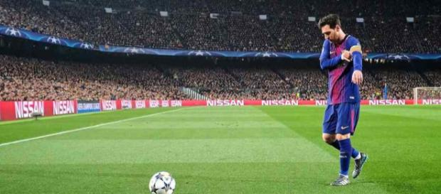 Leo Messi está confiante na Champions.