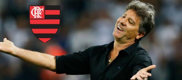Renato Gaúcho próximo do Flamengo?