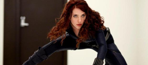 Scarlett Johansson, interpretaría al personaje principal de Black Widow