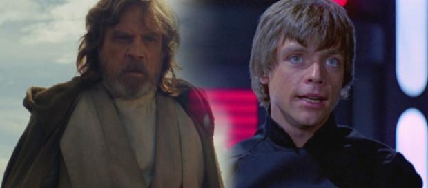 """Star Wars Mark Hamill : """"Ce n'est pas mon Luke Skywalker dans les ... - jeuxactu.com"""