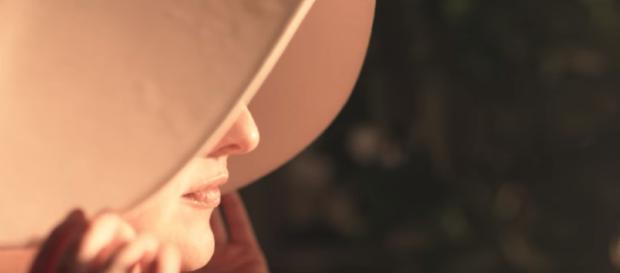 The second season of 'The Handmaiden's Tale' begins April 25. [image source: Hulu/YouTube screenshot]