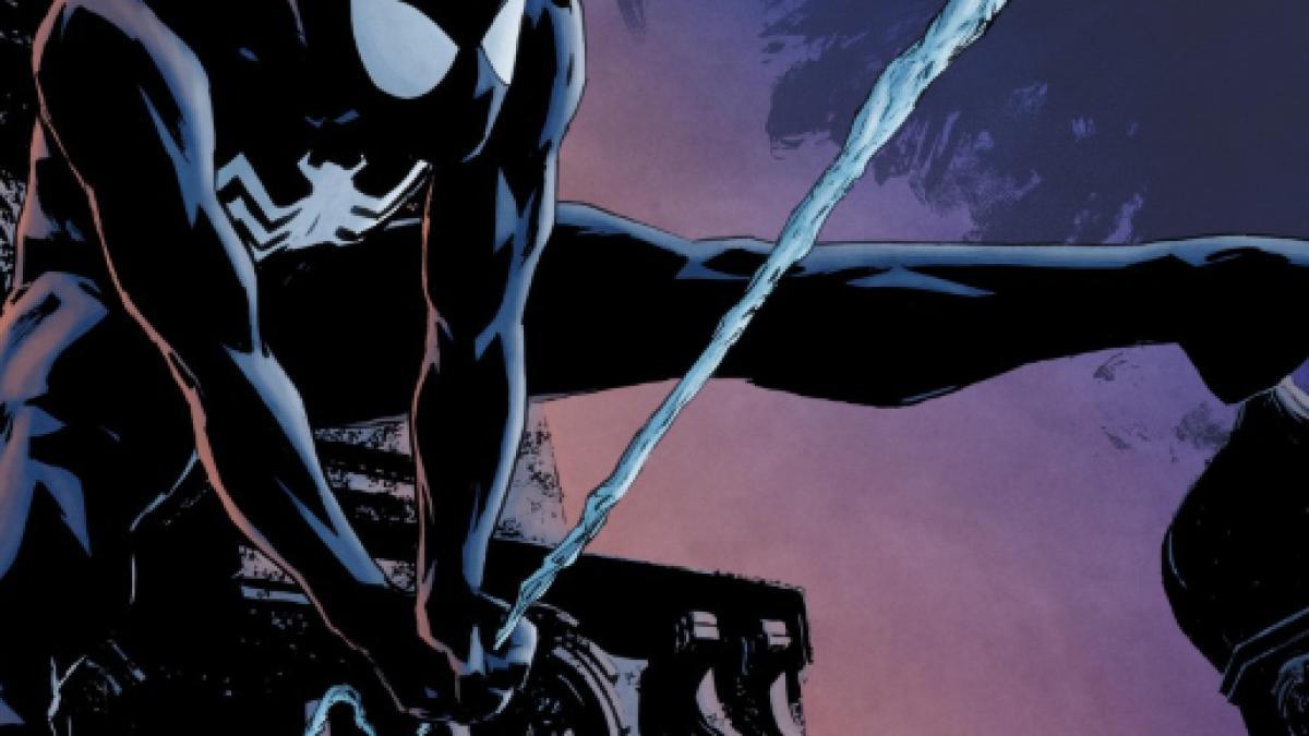 Marvel: traje negro para Spidey y Aaron\'s Avengers en gira